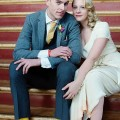 yellow socks, married, couple